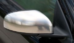 Volvo S60, S80, V70 (04-06) (Matt Chrome) Right Door Mirror Back Cover / Casing